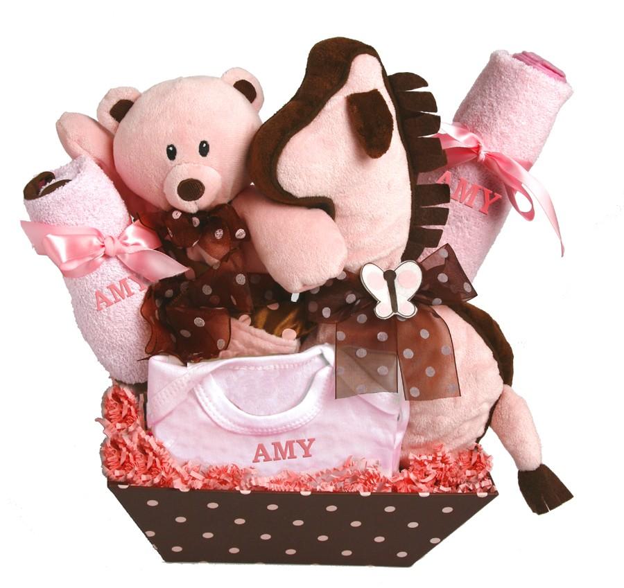girl_gift_basket Best 25 Baby Shower Gifts