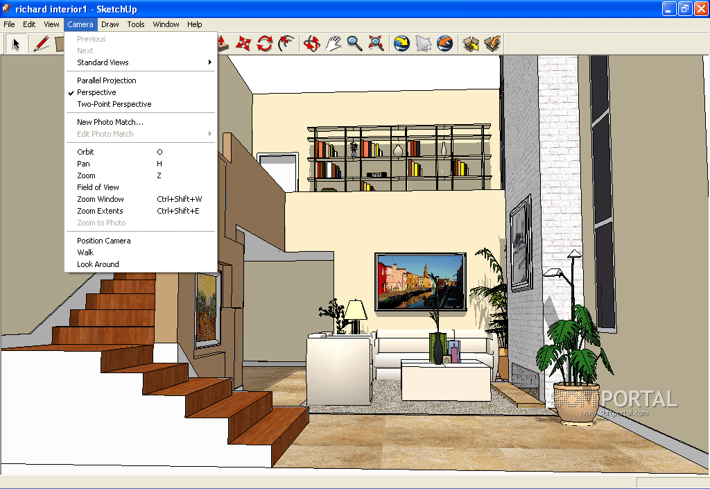 google-sketchup-1 Top 15 Virtual Room software tools and Programs