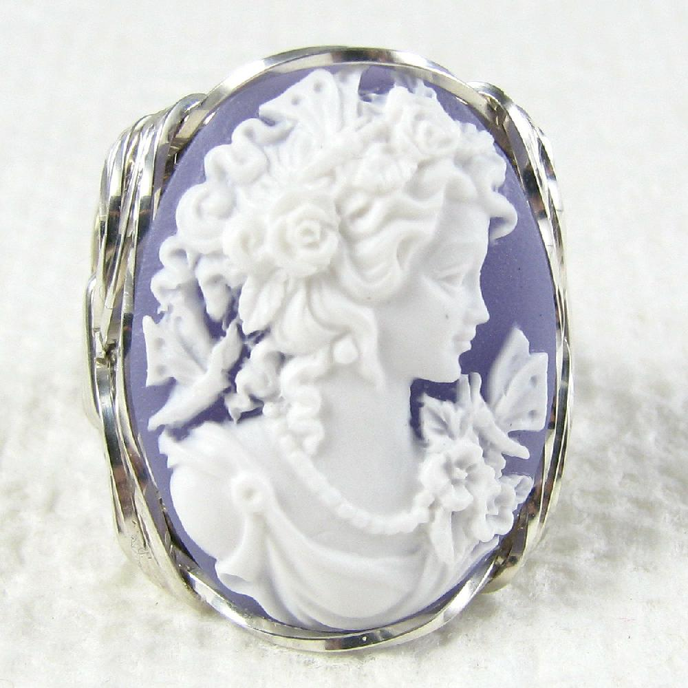 grecian-goddess-Butterfly-Cameo 35 Goddess Jewelries for Those Who Like History