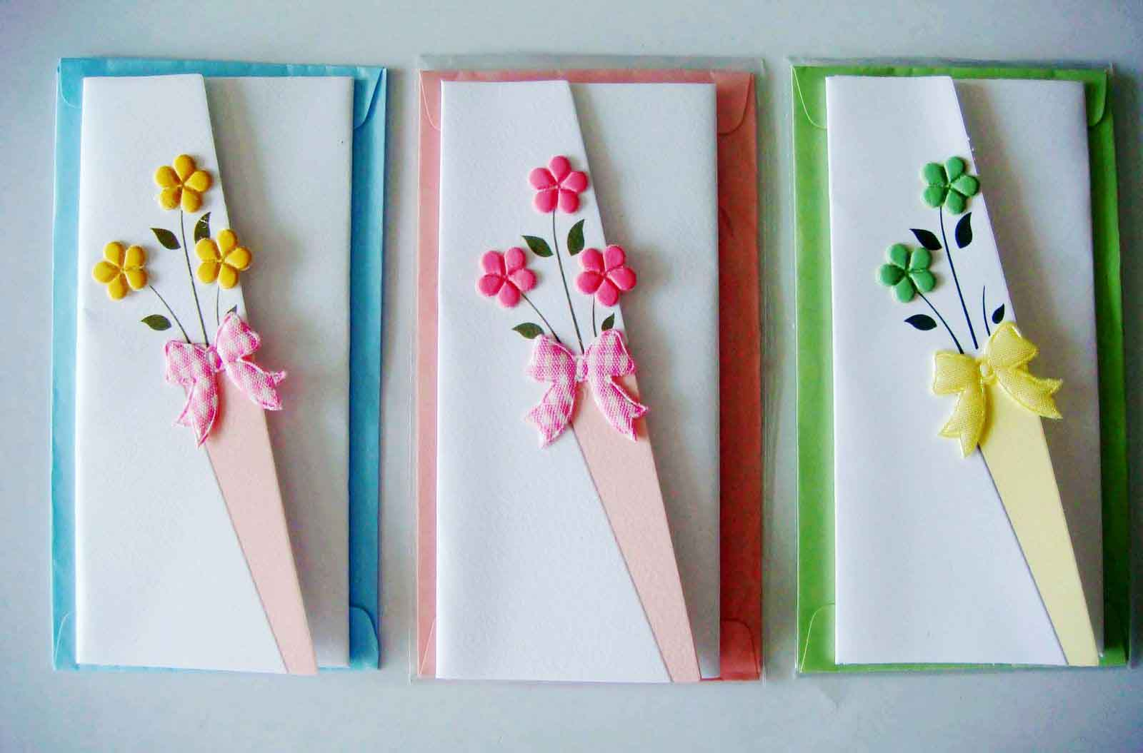 Handmade Greeting Cards For An Extra Special Person Pouted Online