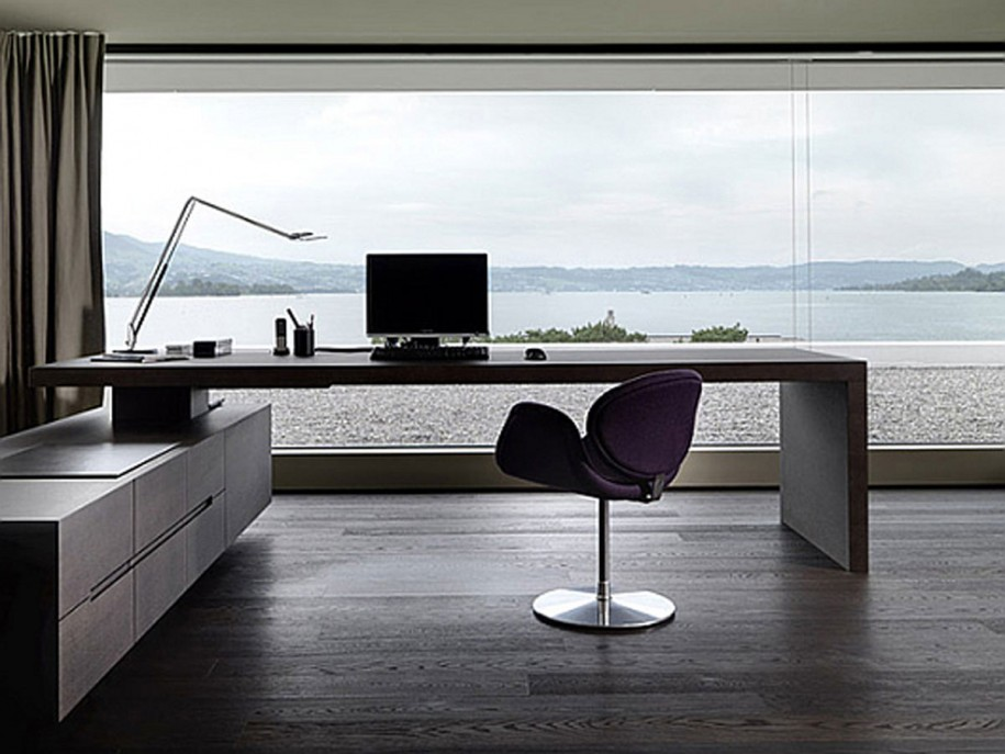 home-modern-office-decorating-ideas-915x6871 The Most Inspiring Office Decoration Designs