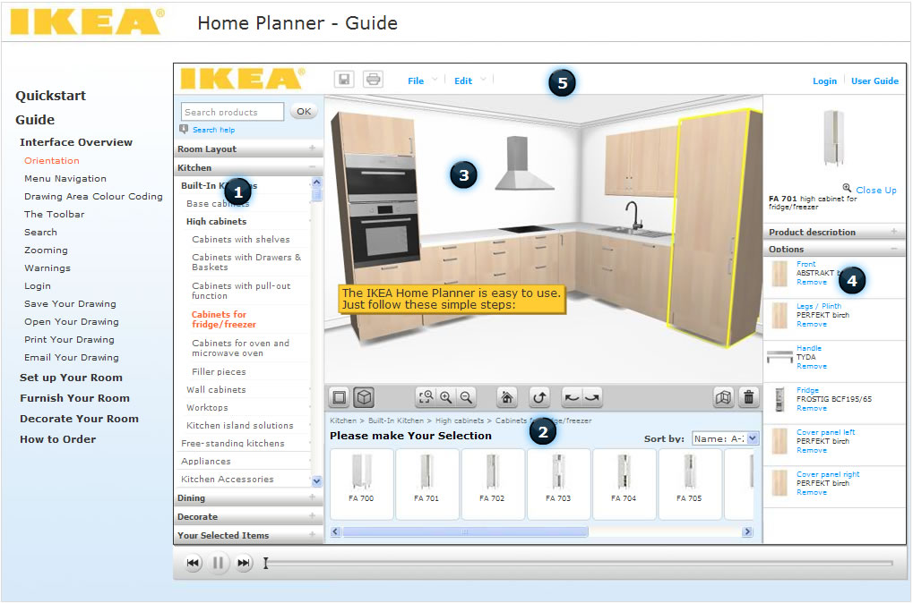 ikea-home-planner-guide Top 15 Virtual Room software tools and Programs