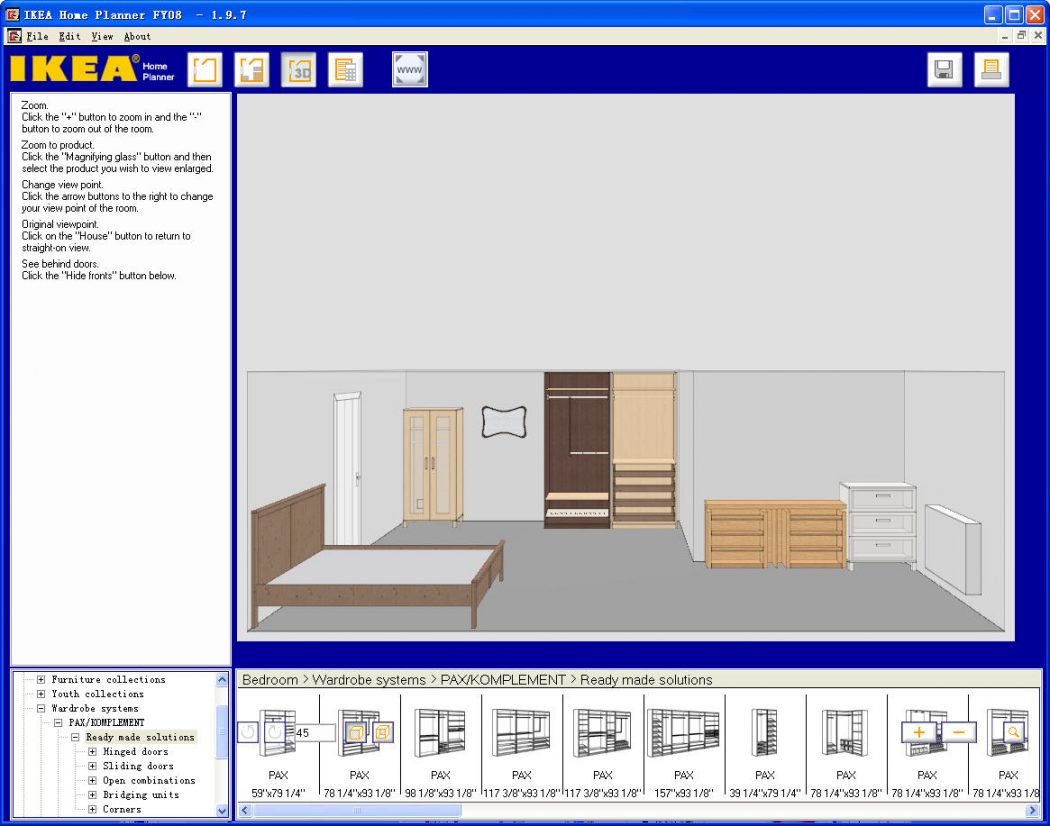 ikea-home-planner Top 15 Virtual Room software tools and Programs