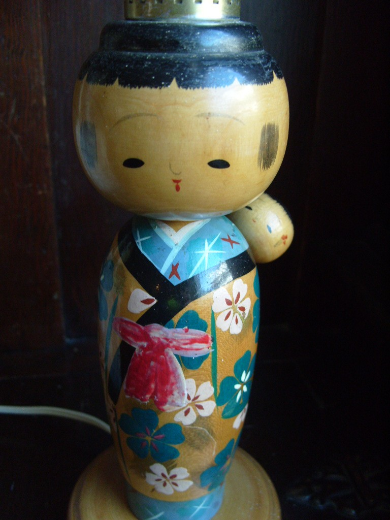 il_fullxfull.192264393 Bring Good Luck With Kokeshi Lamps!