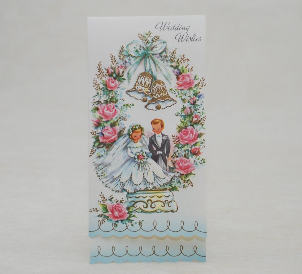 il_fullxfull_240516107 Wedding Greeting Cards is a Unique Gift To The Newlyweds