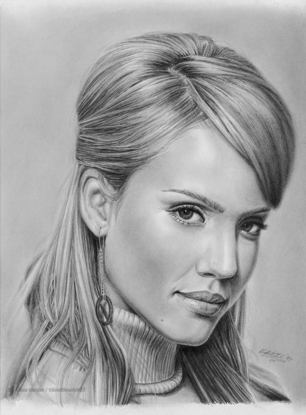 image Stunningly And Incredibly Realistic Pencil Portraits