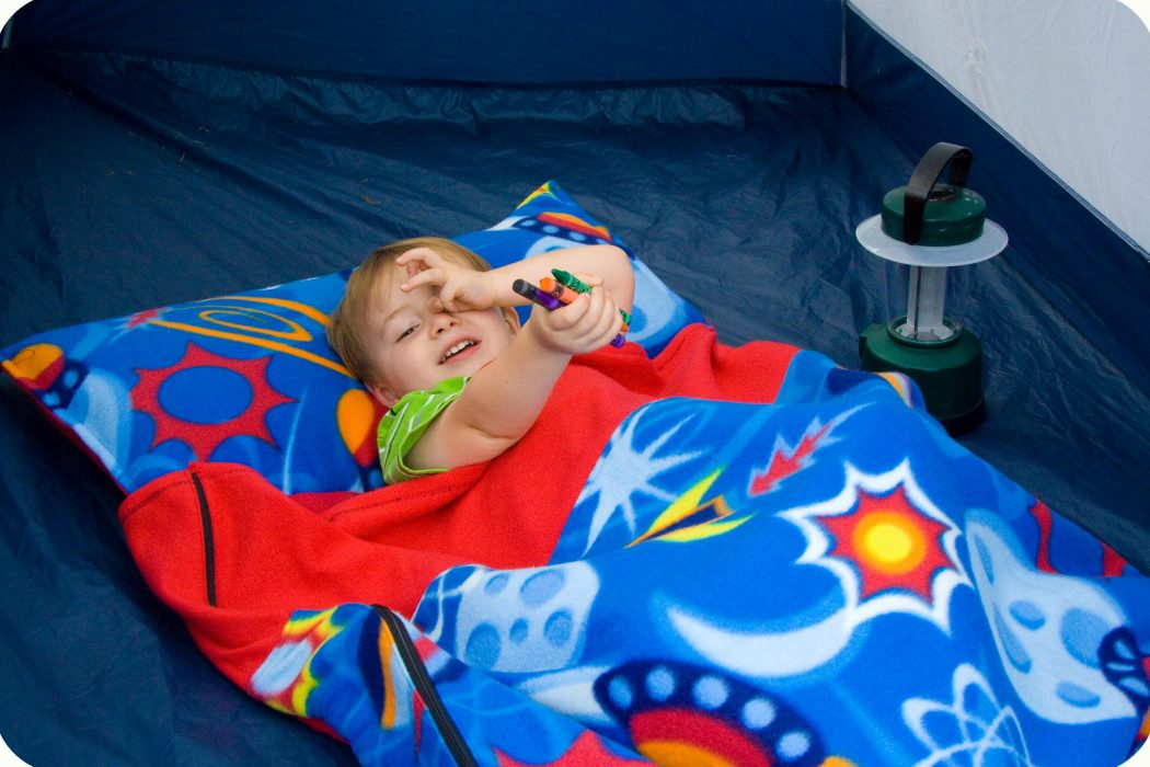 Use Sleeping Bags For Kids And Make Them Feel Comfortable