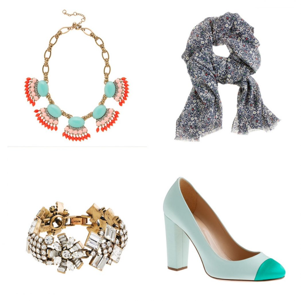 jcrew-spring-2013-accessories What Are The Latest Celebrity Accessories Trends in 2017?