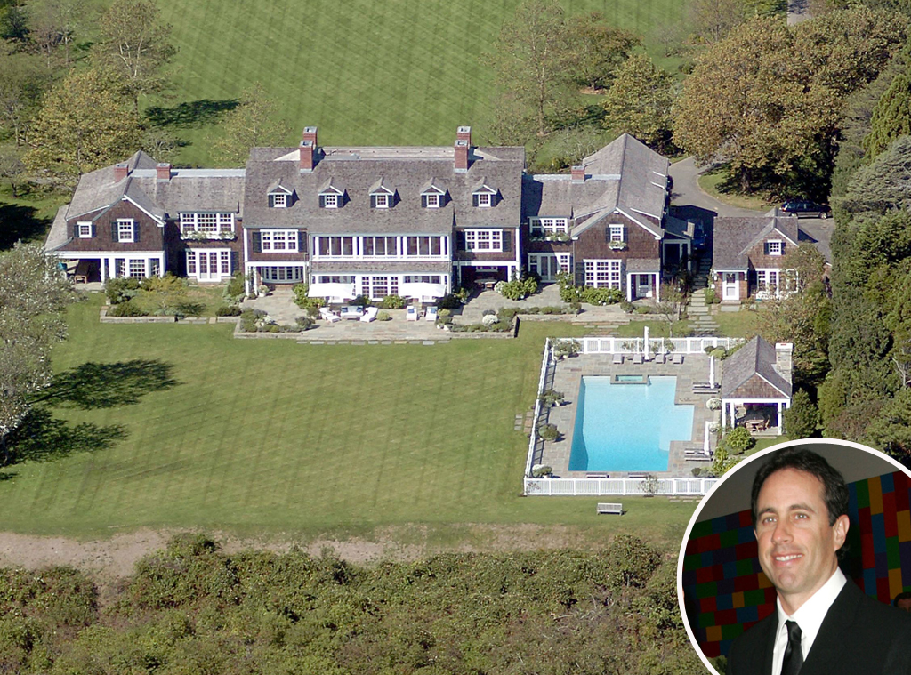 jerry Top 15 Most Expensive Celebrity Homes