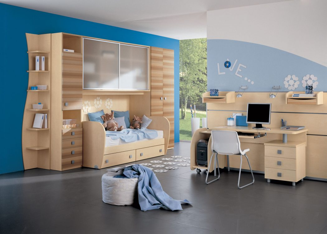 kids-bedroom-traditional-kids-room-designs-modern-kids-room-blue-theme_f2382 Most Popular Badcock Furniture