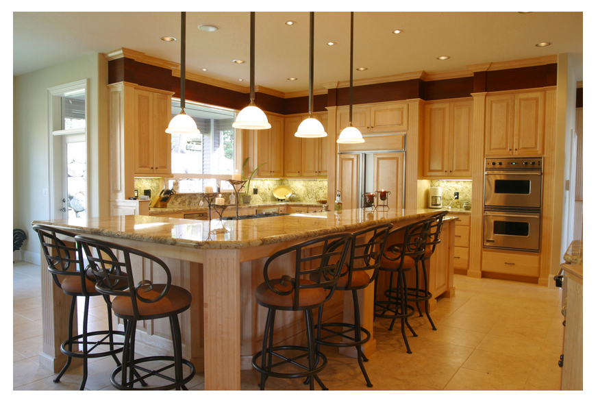 kitchen-island-lighting11 The Best Designs Of Kitchen Lighting