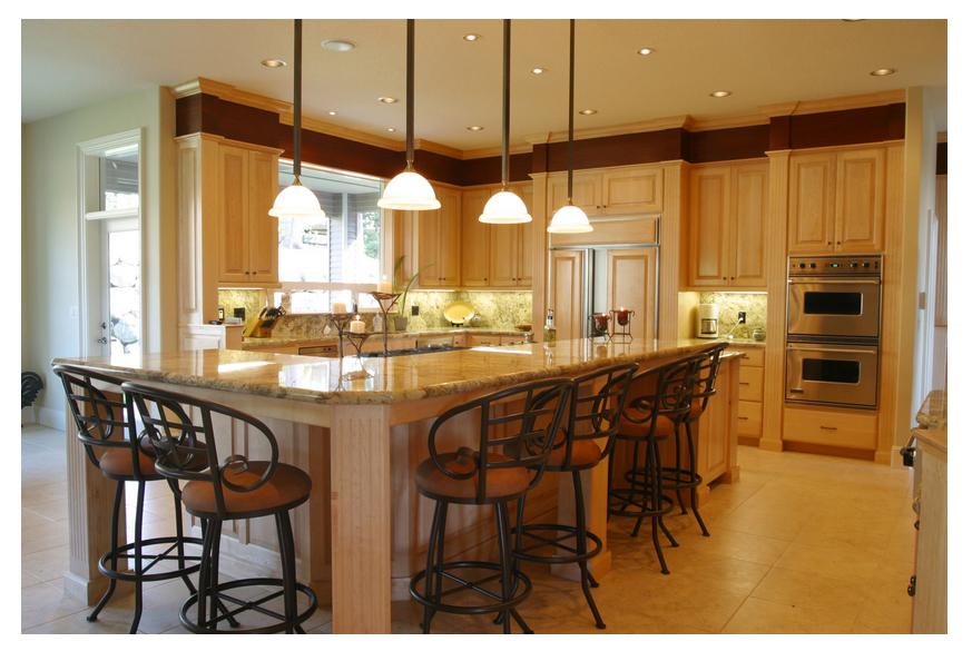 kitchen-island-lighting11 The Best Designs Of Kitchen Lighting