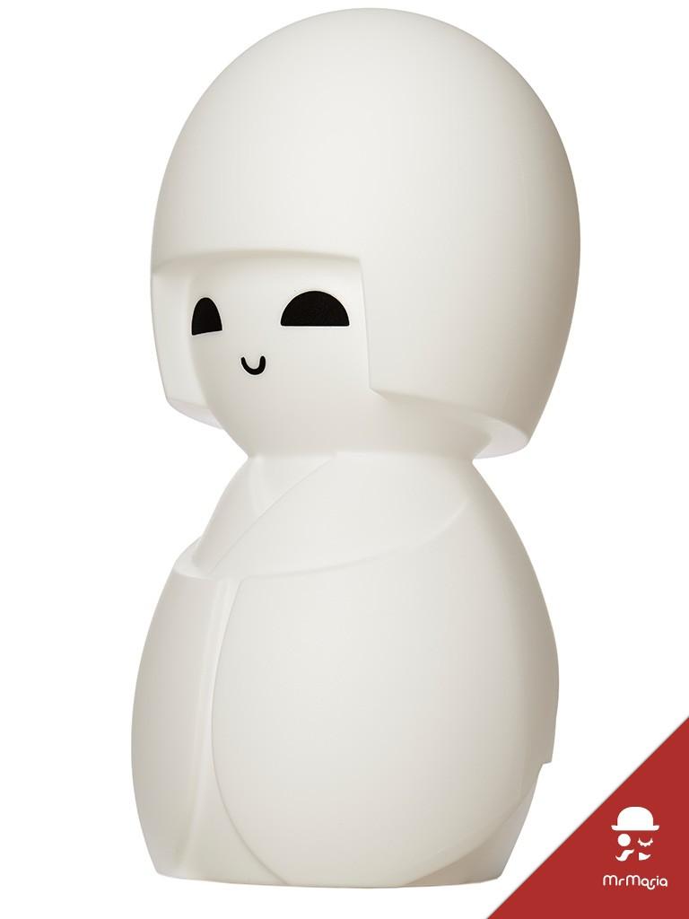 kokeshi-lamp-7 Bring Good Luck With Kokeshi Lamps!