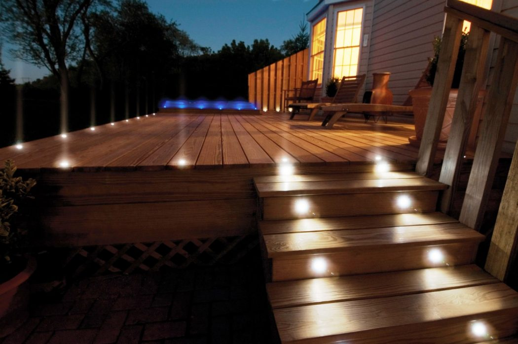 led-garden-lighting LEDs 10 uses in Architecture