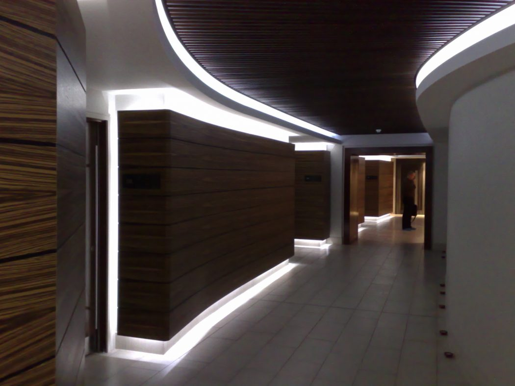 ledhotels LEDs 10 uses in Architecture