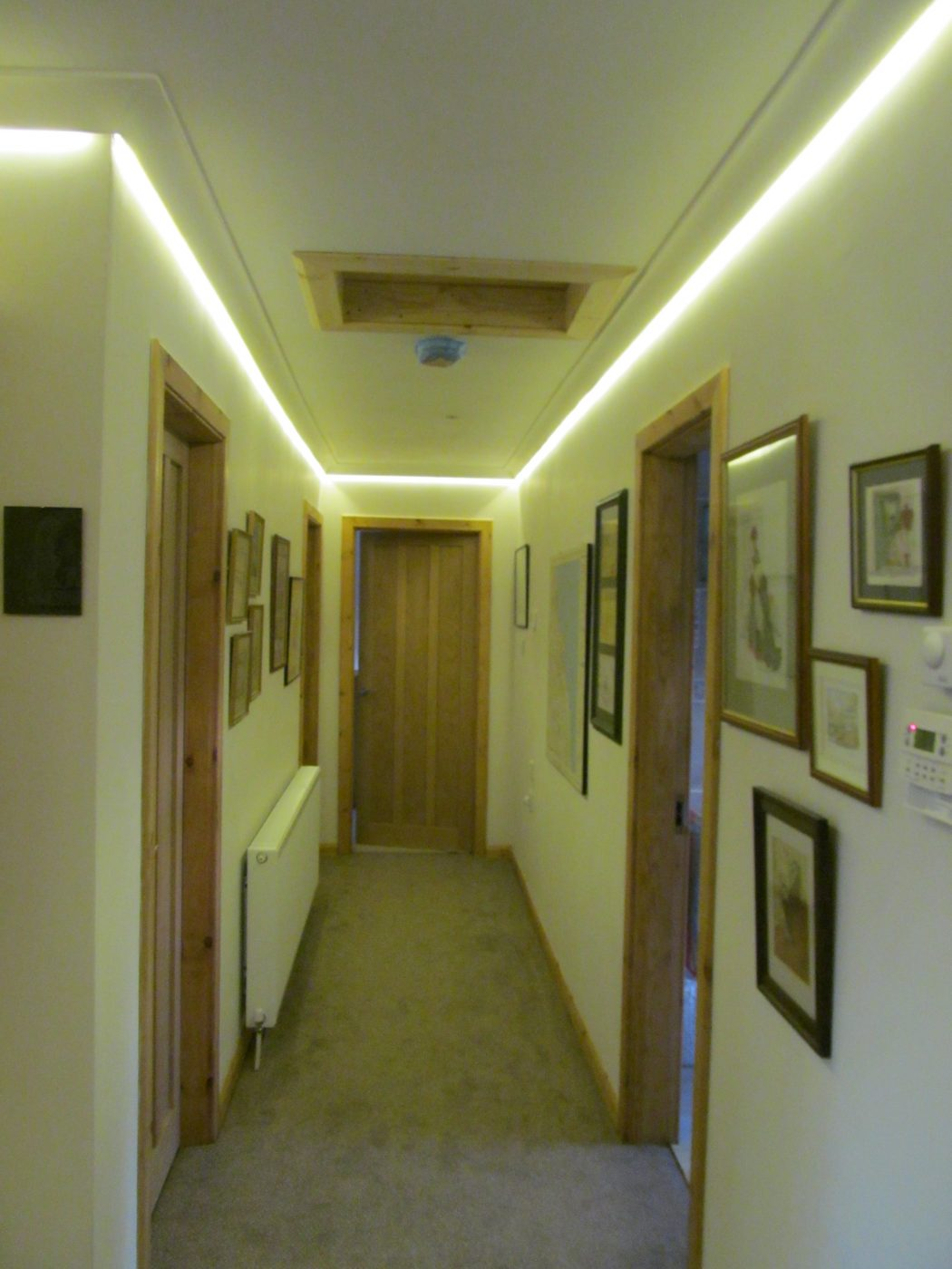 lel-coving-hall1 LEDs 10 uses in Architecture