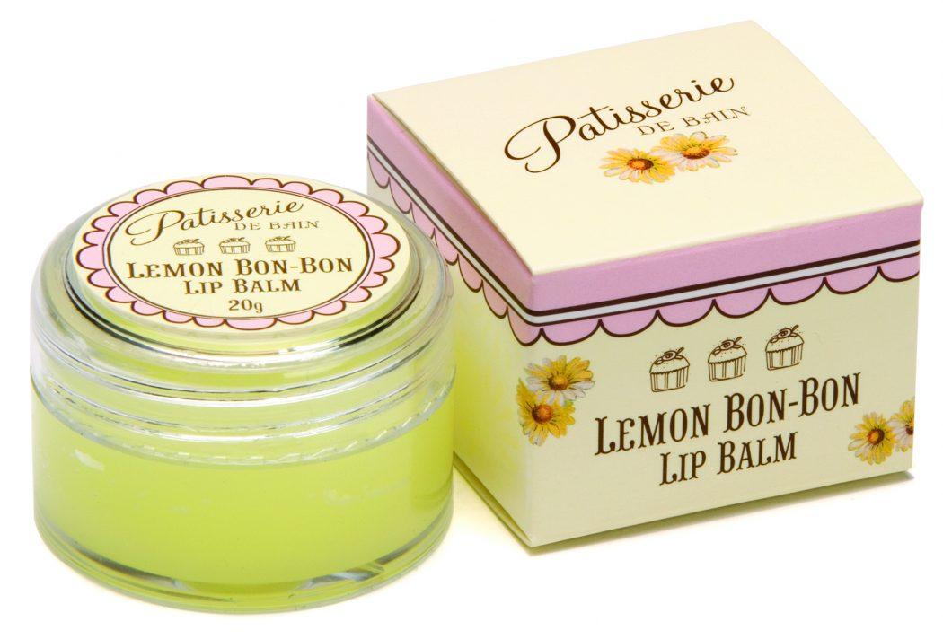 lemon-bon-bon-lip-balm1 20 unique wedding giveaways ideas