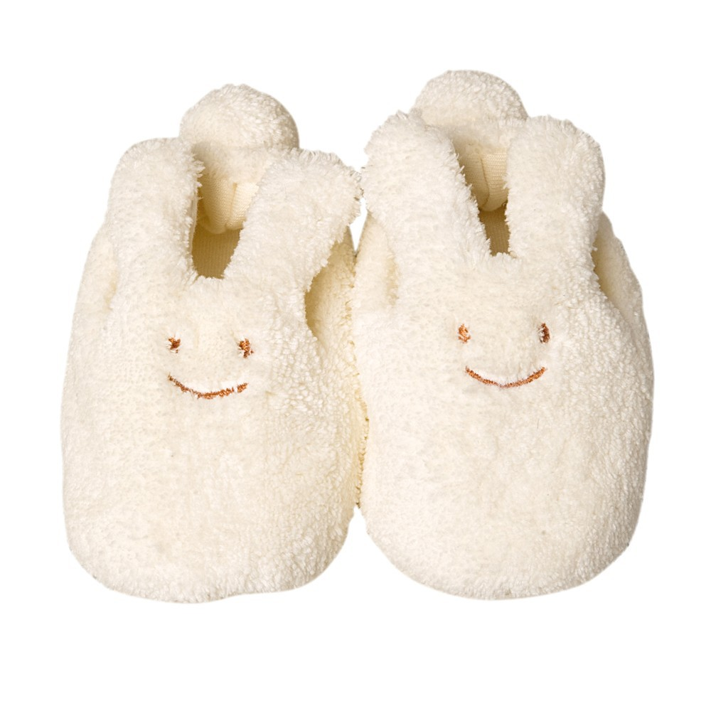 little-bunny-slippers-ivory Best 25 Baby Shower Gifts