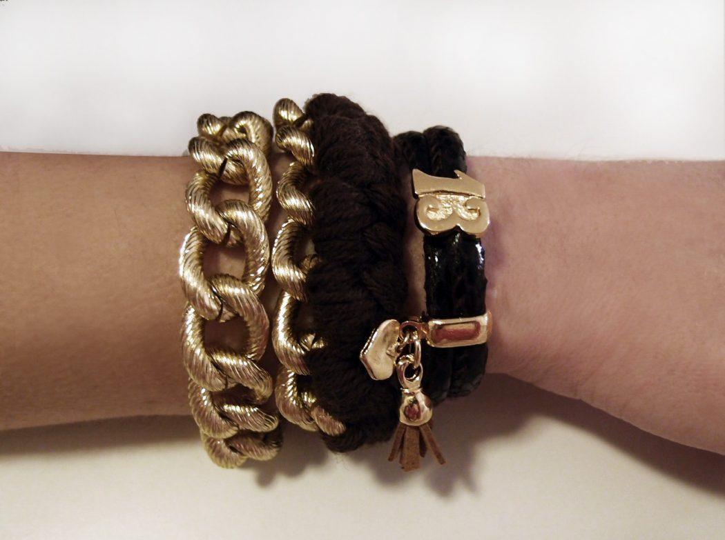 lucky-2013-bracelets-innamorata-bijoux-jewelry-handmade 25+ Latest Celebrity Accessories Trends for 2020
