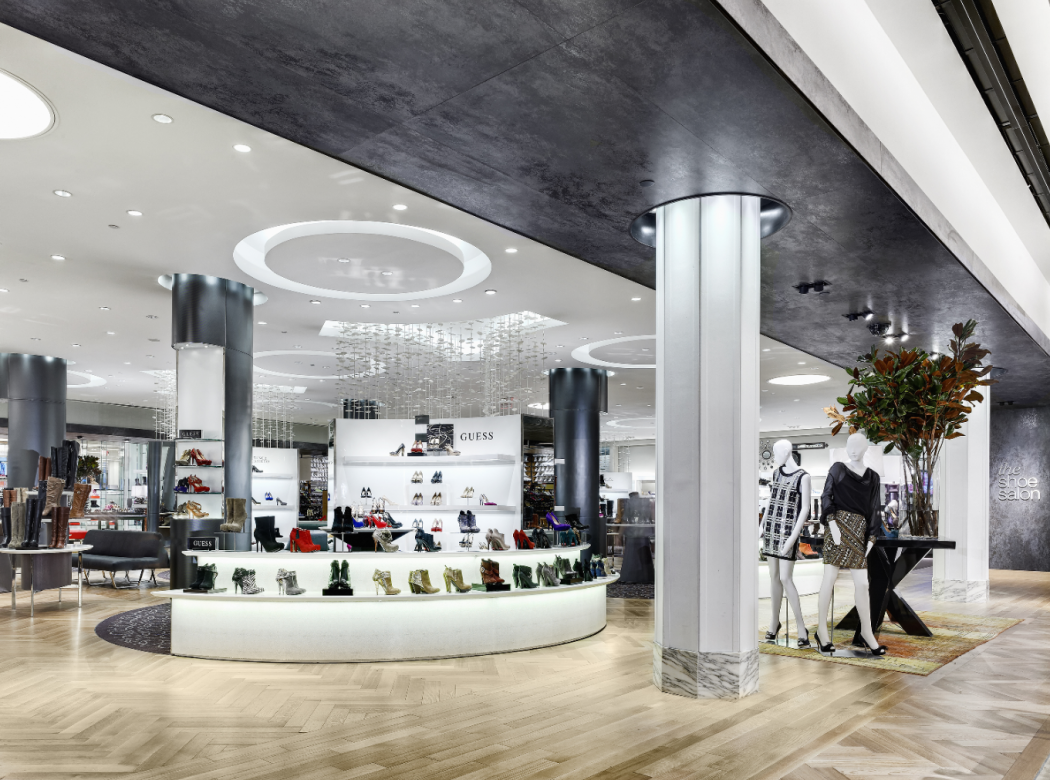 macys-shoe-salon 15 Tips for How to Design Your Retail store