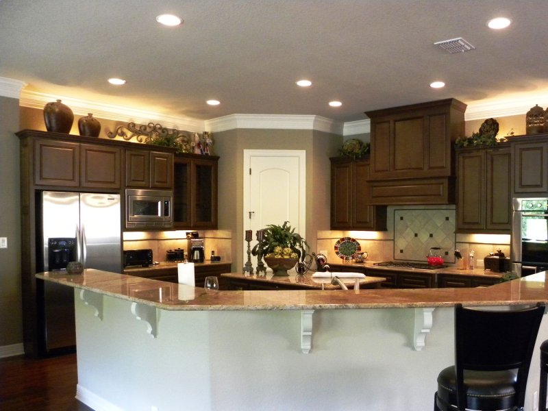mcnair-custom-homes_kitchen-2 Creative 10 Ideas for Residential Lighting