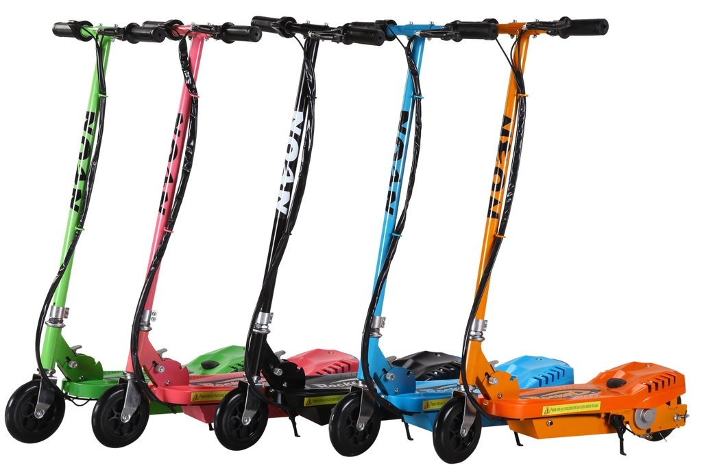 mega-stunt-24v-kids-electric-powered-scooter 15 Creative giveaways ideas for kids