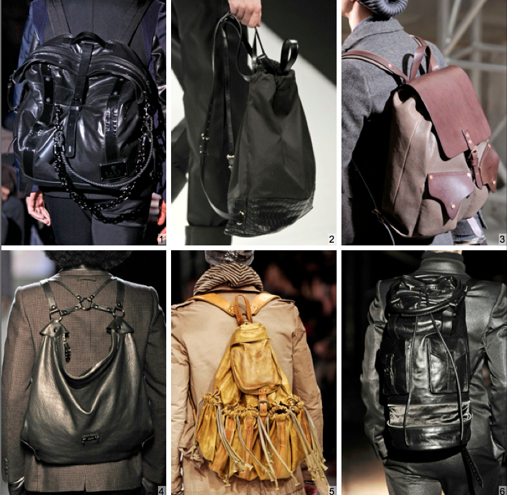 men-bags1 Men's Bag Became a Necessary Accessory and Style..