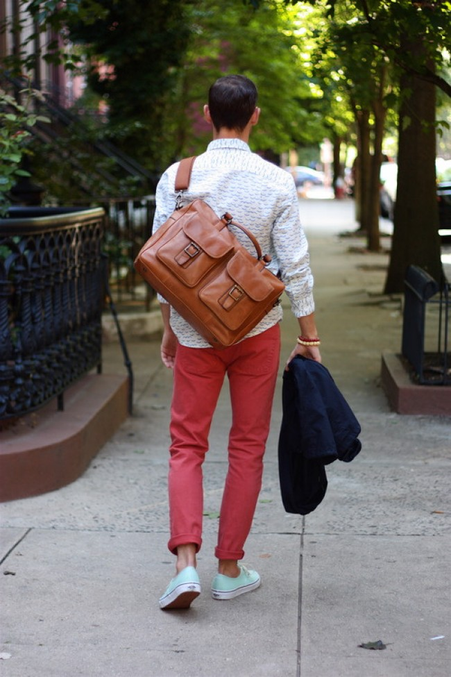 mens-varsity-bag Men's Bag Became a Necessary Accessory and Style..