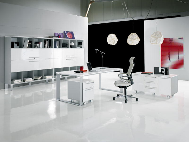 minimalist-luxury-office-interior The Most Inspiring Office Decoration Designs