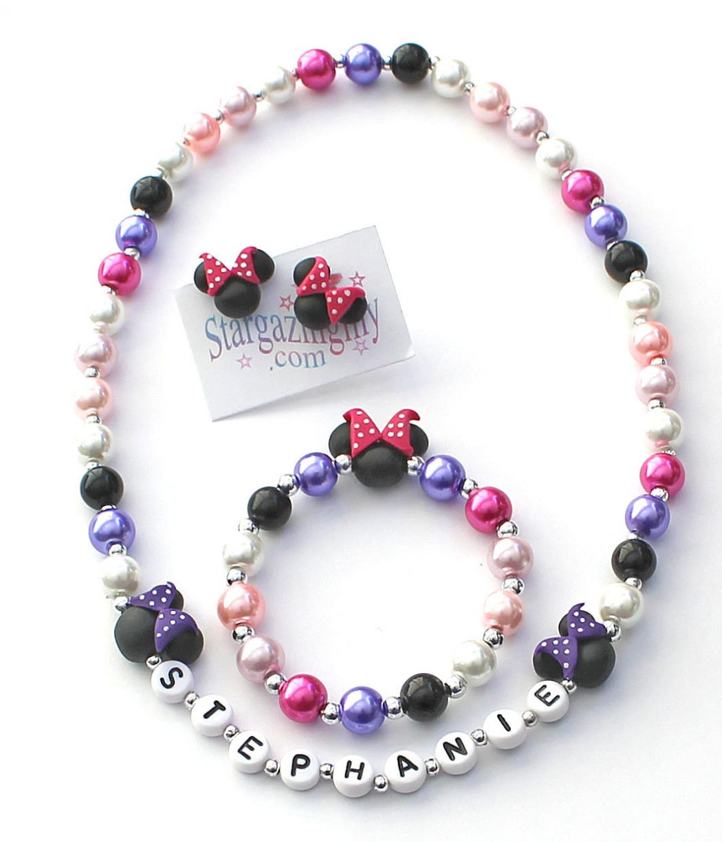 minnie-mouse Best 30 Inspiring Jewelry Designs