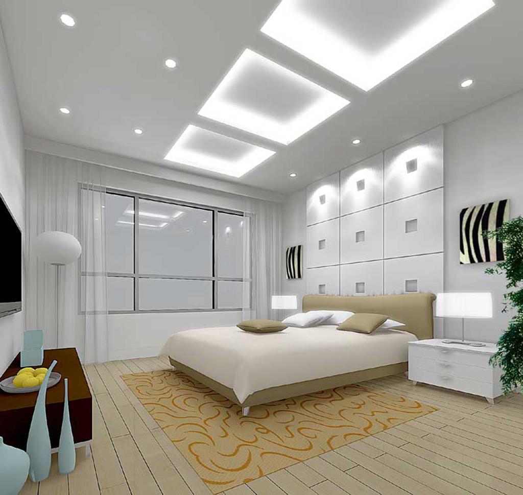 modern-bedroom-bathroom-kitchen-hall-lighting-2013 Creative 10 Ideas for Residential Lighting