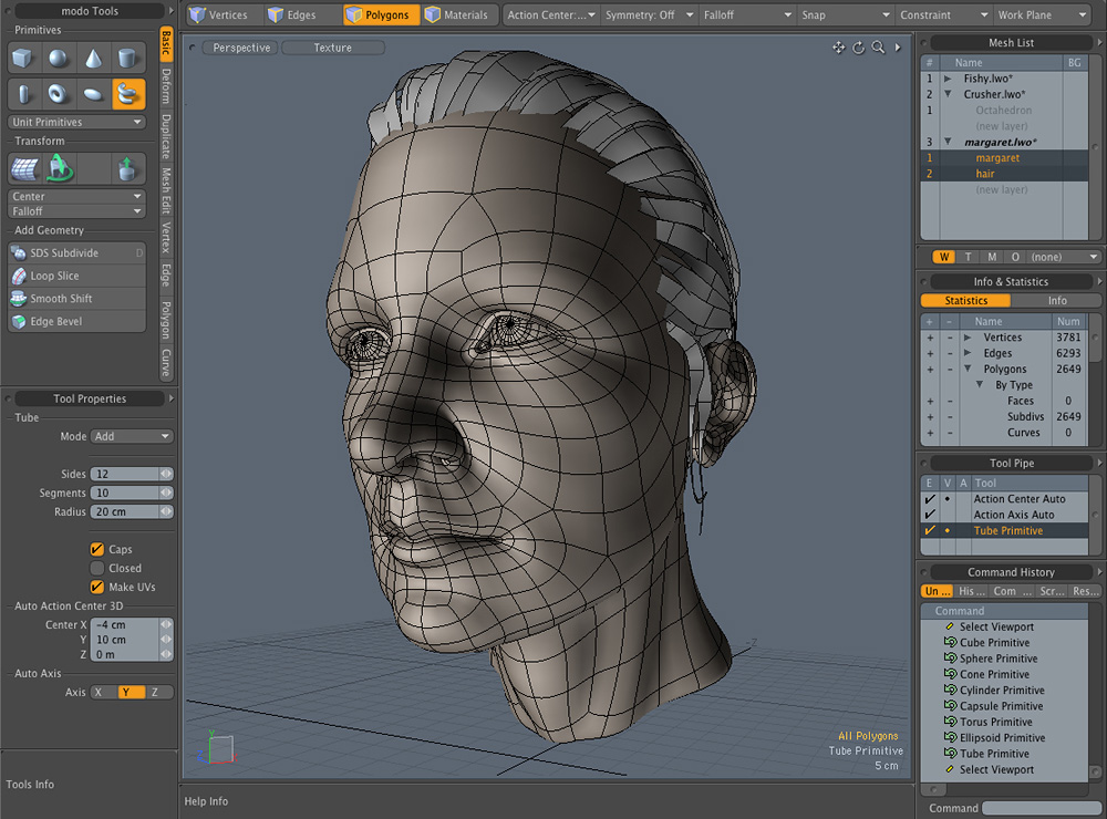 modo Top 15 3D Design Software