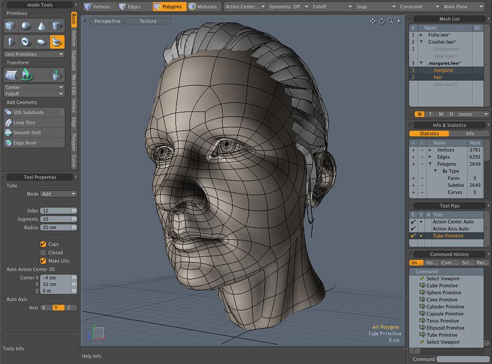 modo Top 15 3D Design Software