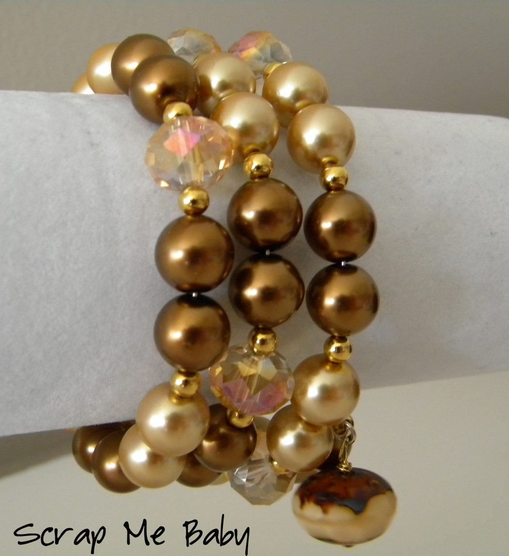 moms-memory-wire-bracelet Best 30 Inspiring Jewelry Designs