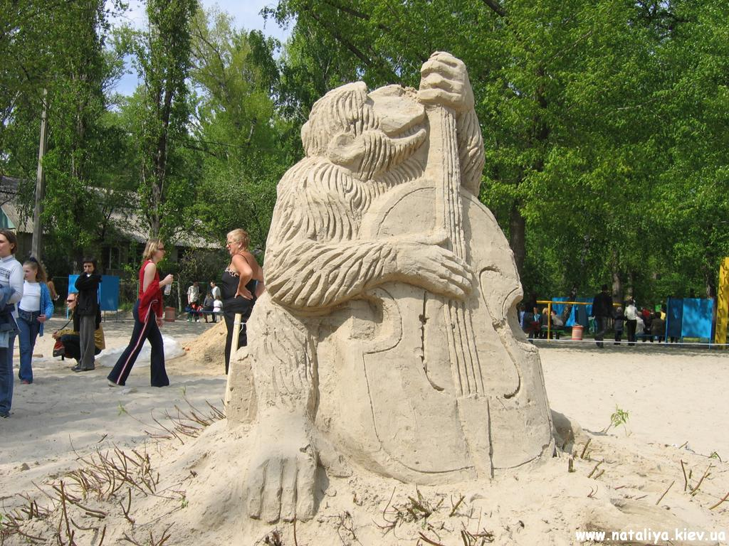 monkey Learn How to Make Sand Art By Following These Easy Steps