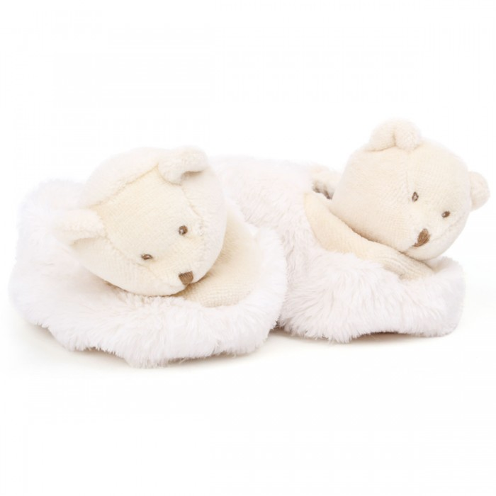 moulin-roti_cream-bear-slippers_aw11_1aj Best 25 Baby Shower Gifts