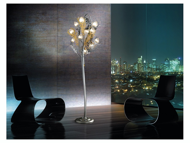 musa-floor-lamp-standard-lamp Creative 10 Ideas for Residential Lighting