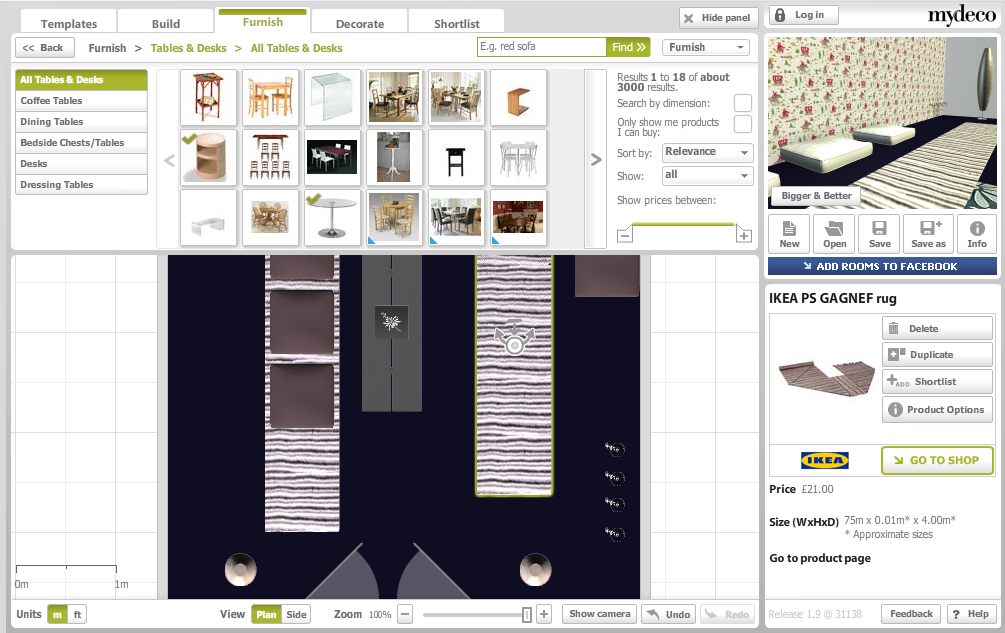 my-deco-example-1 Top 15 Virtual Room software tools and Programs