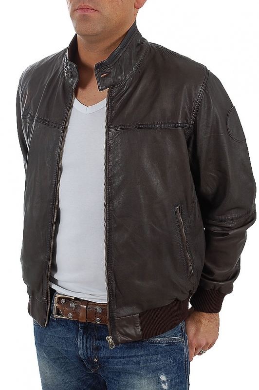 n0y4kb-0-napapijri-herren-lederjacke-jacke-andamos-braun-ebony-w82_z1 To Buy The Best Leather Jacket For Men, Just Follow These 6 Steps