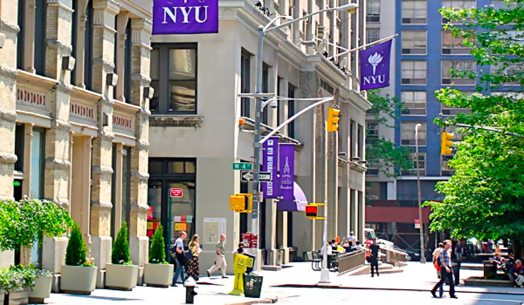 nyu1 TOP 10 Most Expensive Colleges in The World