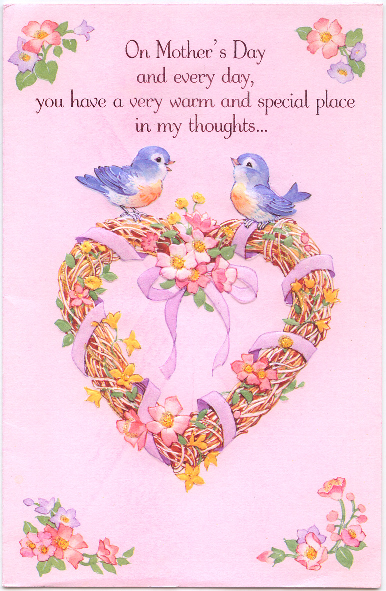 on-mothers-day-card1 Show your Love To Your Mum With Mother's Day Greeting Cards