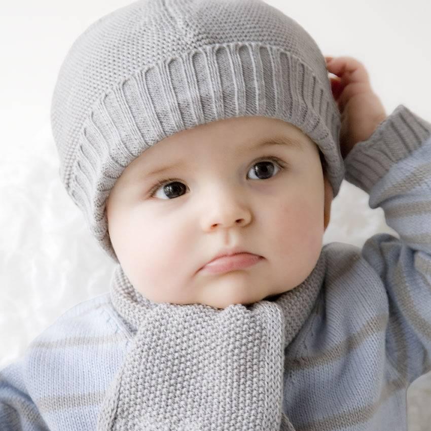 original_babies-hat-scarf-blanket-set Best 25 Baby Shower Gifts