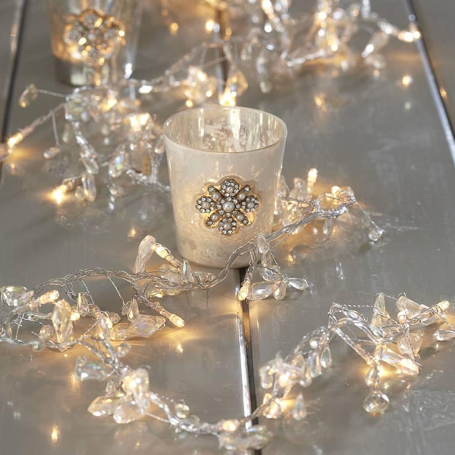 original_beaded-cystal-garland-fairy-lights1 Creative 10 Ideas for Residential Lighting