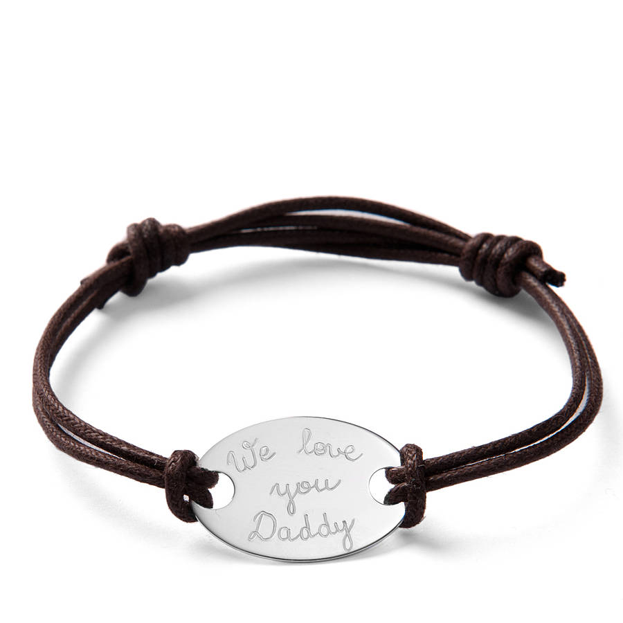 original_engraved-plate-bracelet Best 20 giveaways ideas for birthdays