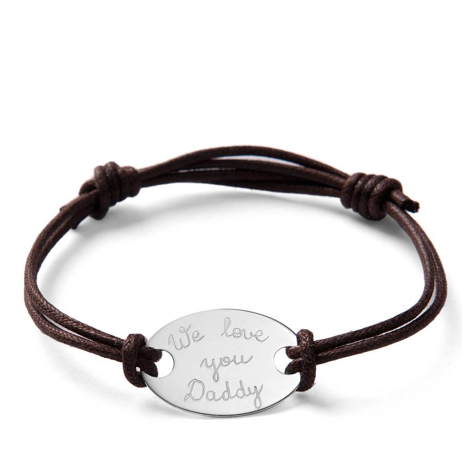 original_engraved-plate-bracelet Best 20 giveaways ideas for birthdays