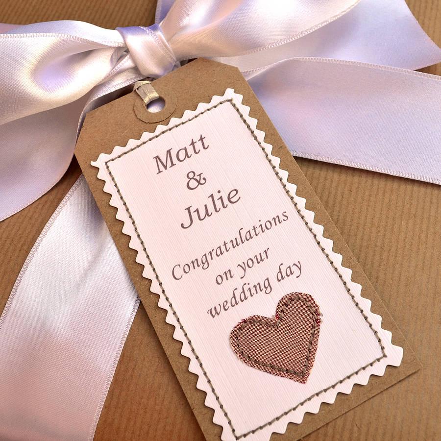 original_weddingtag1 10 Most Unique and Amazing Gift Tags
