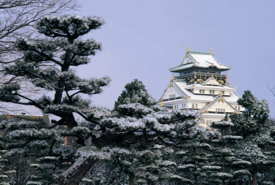 osaka-castle-in-snow-1280 Top 10 Most Expensive Cities in The World
