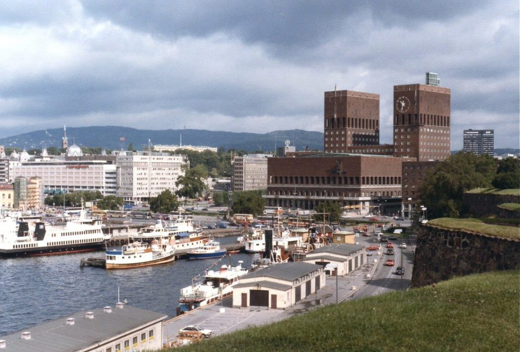 oslo-c Top 10 Most Expensive Cities in The World
