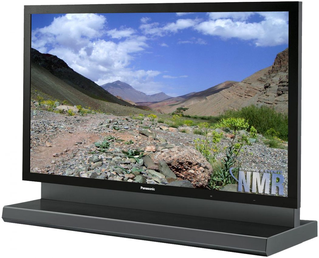 panasonic-103-inch-plasma-with-logo What Are The Most Inspiring Appliances at Your House?