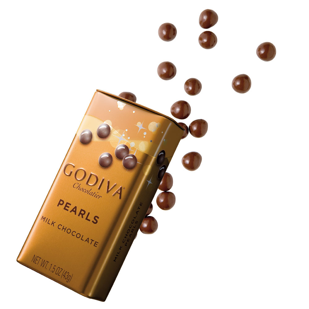 pearls-milk-chocolate 35 Most Mouthwatering Romantic Chocolate Gifts